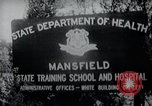 Image of Mentally disabled children Mansfield Connecticut USA, 1969, second 3 stock footage video 65675033420