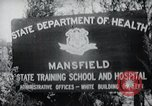 Image of Mentally disabled children Mansfield Connecticut USA, 1969, second 8 stock footage video 65675033420