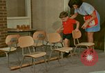 Image of Research programs for mentally disabled Kansas United States USA, 1975, second 4 stock footage video 65675033442