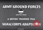 Image of British Navy training United Kingdom, 1943, second 9 stock footage video 65675033449