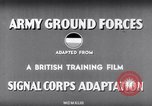 Image of British Navy training United Kingdom, 1943, second 10 stock footage video 65675033449
