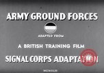 Image of British Navy training United Kingdom, 1943, second 11 stock footage video 65675033449