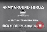 Image of British Navy training United Kingdom, 1943, second 12 stock footage video 65675033449