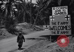 Image of US soldier Tunisia North Africa, 1943, second 5 stock footage video 65675033487