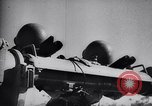 Image of Italian anti aircraft artillery Libya, 1942, second 5 stock footage video 65675033491