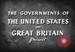 Image of Preparation for mission Washington DC USA, 1942, second 6 stock footage video 65675033505