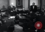 Image of President Eisenhower speaks regarding Gary Powers and International In Washington DC White House USA, 1960, second 8 stock footage video 65675033517