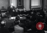 Image of President Eisenhower speaks regarding Gary Powers and International In Washington DC White House USA, 1960, second 9 stock footage video 65675033517