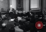 Image of President Eisenhower speaks regarding Gary Powers and International In Washington DC White House USA, 1960, second 11 stock footage video 65675033517