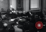 Image of President Eisenhower speaks regarding Gary Powers and International In Washington DC White House USA, 1960, second 12 stock footage video 65675033517
