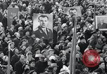Image of Yuri Gagarin Moscow Russia Soviet Union, 1961, second 12 stock footage video 65675033522