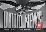 Image of First United Nations Conference San Francisco California USA, 1945, second 3 stock footage video 65675033527
