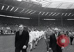 Image of Football Cup Final London United Kingdom Wembley Stadium, 1965, second 7 stock footage video 65675033533