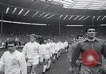 Image of Football Cup Final London United Kingdom Wembley Stadium, 1965, second 9 stock footage video 65675033533