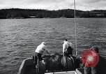 Image of underwater aquarium Oak Bay British Columbia Canada, 1965, second 12 stock footage video 65675033537
