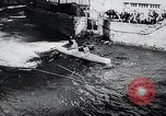 Image of Kayak racing Germany, 1965, second 8 stock footage video 65675033542