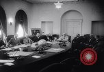 Image of Allied War Council Washington DC White House USA, 1943, second 10 stock footage video 65675033555