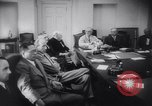 Image of Allied War Council Washington DC White House USA, 1943, second 12 stock footage video 65675033555