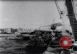 Image of war supplies Italy Port of Naples, 1943, second 12 stock footage video 65675033561
