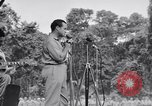 Image of U.S.O. Bob Hope Troupe entertains U.S. troops in World War II Bougainville Solomon Islands, 1944, second 6 stock footage video 65675033577