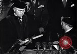 Image of Winston Churchill speech Fulton Missouri USA, 1946, second 2 stock footage video 65675033581