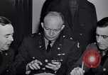 Image of Dwight D Eisenhower North Africa, 1942, second 7 stock footage video 65675033592
