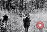 Image of Chindits in operation during World War II Burma, 1944, second 11 stock footage video 65675033607