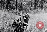 Image of Chindits in operation during World War II Burma, 1944, second 12 stock footage video 65675033607