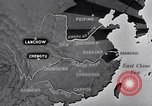 Image of Japanese air raid Chungking China, 1944, second 7 stock footage video 65675033615