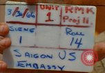 Image of United States Embassy Saigon Vietnam, 1966, second 1 stock footage video 65675033636