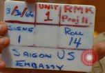 Image of United States Embassy Saigon Vietnam, 1966, second 2 stock footage video 65675033636