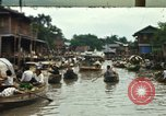 Image of Chao Phraya river Bangkok Thailand, 1967, second 1 stock footage video 65675033649