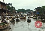 Image of Chao Phraya river Bangkok Thailand, 1967, second 2 stock footage video 65675033649