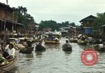 Image of Chao Phraya river Bangkok Thailand, 1967, second 3 stock footage video 65675033649