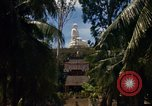 Image of Buddha temple Nha Trang Vietnam, 1967, second 8 stock footage video 65675033651