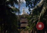 Image of Buddha temple Nha Trang Vietnam, 1967, second 9 stock footage video 65675033651