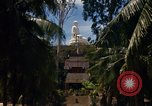Image of Buddha temple Nha Trang Vietnam, 1967, second 10 stock footage video 65675033651