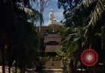 Image of Buddha temple Nha Trang Vietnam, 1967, second 12 stock footage video 65675033651