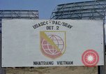 Image of Integrate Wideband Communication Site Nha Trang Vietnam, 1966, second 2 stock footage video 65675033664
