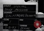 Image of airfield Galapagos Islands, 1943, second 2 stock footage video 65675033673