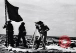 Image of operating transit Clipperton Island, 1943, second 4 stock footage video 65675033682