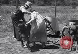 Image of doggy chariot race Baker Oregon USA, 1938, second 9 stock footage video 65675033695