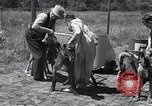 Image of doggy chariot race Baker Oregon USA, 1938, second 10 stock footage video 65675033695