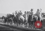 Image of polo match Toppenish Washington USA, 1938, second 5 stock footage video 65675033696