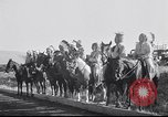 Image of polo match Toppenish Washington USA, 1938, second 6 stock footage video 65675033696