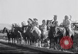 Image of polo match Toppenish Washington USA, 1938, second 7 stock footage video 65675033696