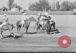 Image of polo match Toppenish Washington USA, 1938, second 10 stock footage video 65675033696