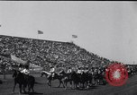Image of 27th annual Rodeo Salinas California USA, 1938, second 6 stock footage video 65675033697