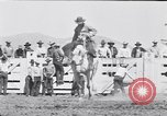 Image of 27th annual Rodeo Salinas California USA, 1938, second 9 stock footage video 65675033697