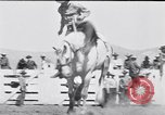 Image of 27th annual Rodeo Salinas California USA, 1938, second 11 stock footage video 65675033697